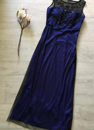 Безумно красивое вечернее платье