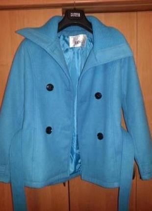 Куртка пальто полупальто для девочки