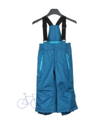 Термо полукомбинезон штаны rodeo c&a германия 134 см