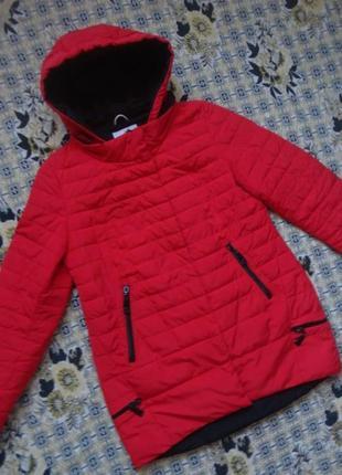 Куртка.пальто-куртка 52-54рр meajiateer, евро зима