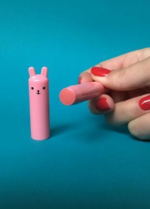 Тинт-бальзам для губ tony moly petite bunny gloss bar