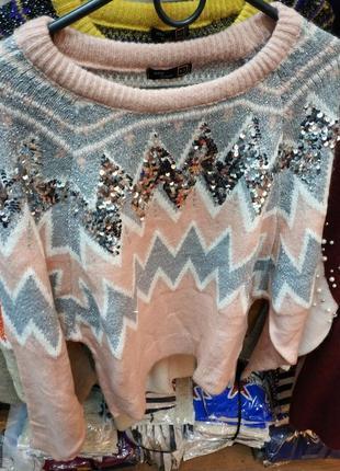 Шикарные модные свитера вналичии