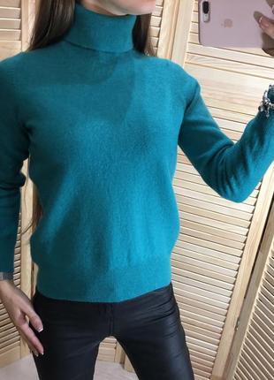 Кашемировая водолазка свитер