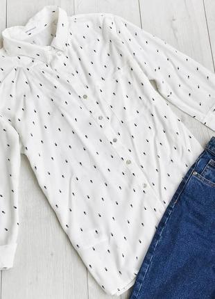 Сорочка,рубашка ,блузка promod1