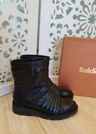Осенние ботинки baldinini. новые