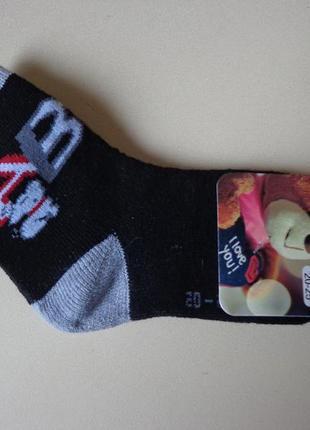 Дитячі термо носки, шкарпетки, розмір 20-25