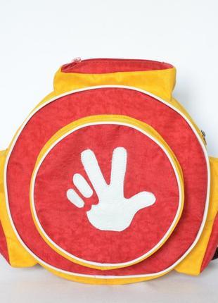 Детский рюкзак fk36-помогатор рюкзак
