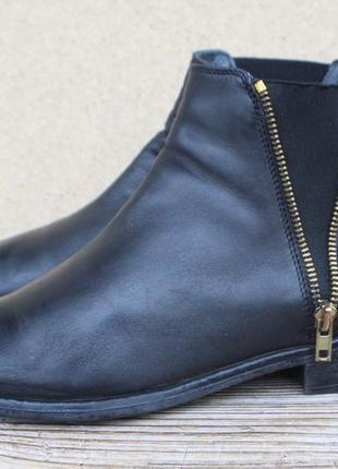 Ботинки челси bpc кожа германия 39р