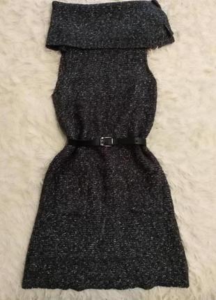 Туника-платье naf-naf