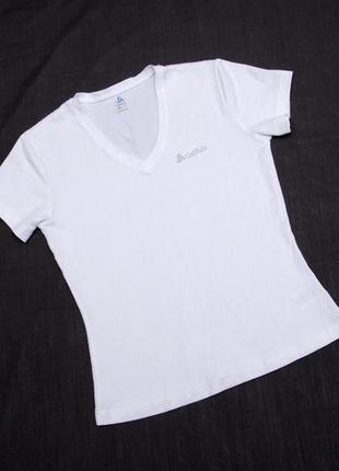 Спортивная футболка odlo сubic. размер l