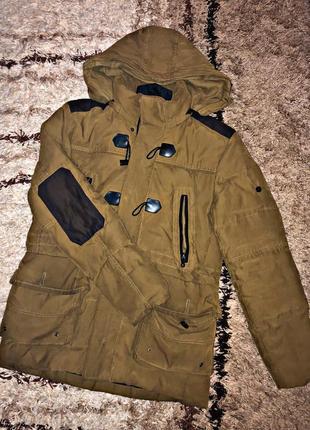 Куртка осень- ранняя зима