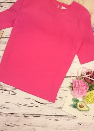 Шикарная блуза размер 10-14