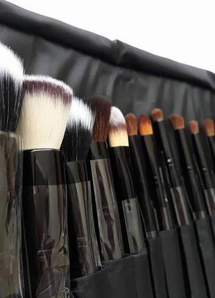 Набор кистей для макияжа  coastal scents 22 piece brush set