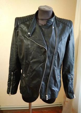 Кожанная куртка-косуха