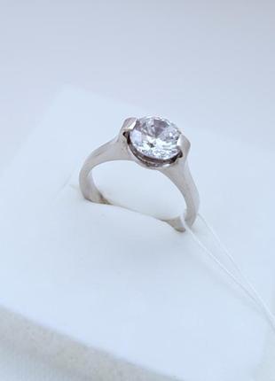 Серебряное кольцо 925 проба, 15 размер