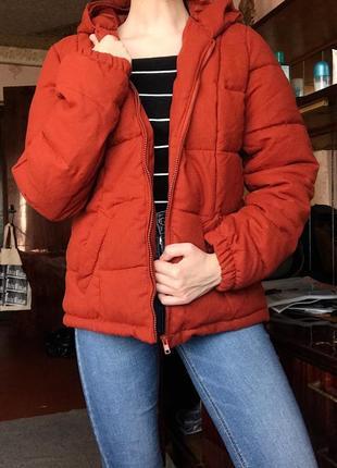 Оверсайз куртка трендового кольору