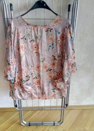 Шифоновая блуза f&f