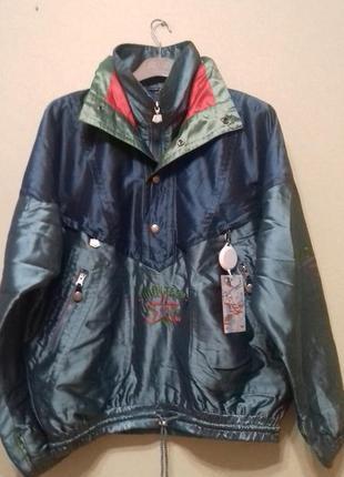 Продан анорак куртка лыжная винтажная размер l
