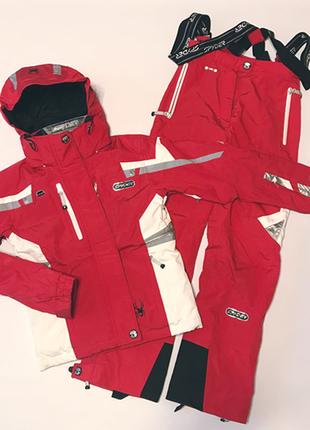 Spyder -оригинал - горнолыжный костюм куртка, штаны, мембрана dermizax ev