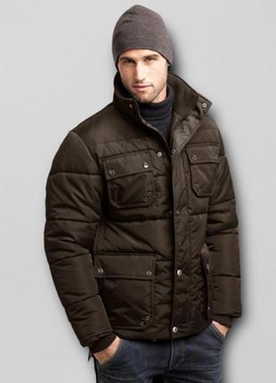 Зимняя куртка размер 48-50 наш tchibo тсм