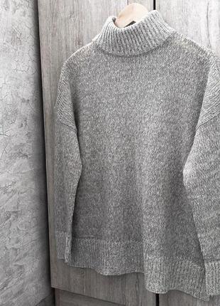 Теплый свитер от new look размер м