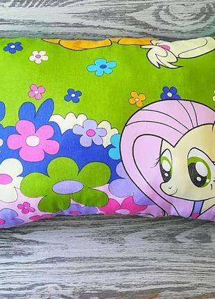 Подушка мой маленький пони флатершай