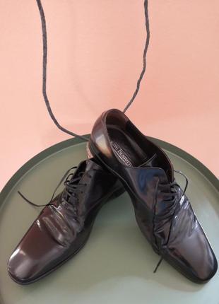 Мужские свадебные туфли италия