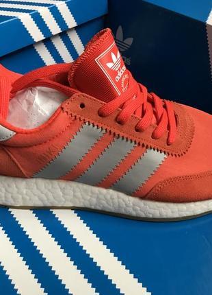 Новые фирменные женские кроссовки adidas iniki runner