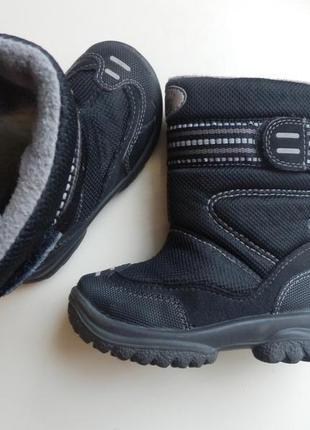 Зимние сапоги ботинки superfit 23р 15,5см