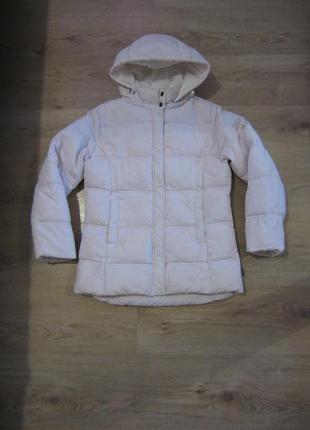 Куртка пуховик geox respira, р.s