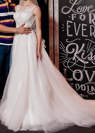 Продам идеальное свадебное платье