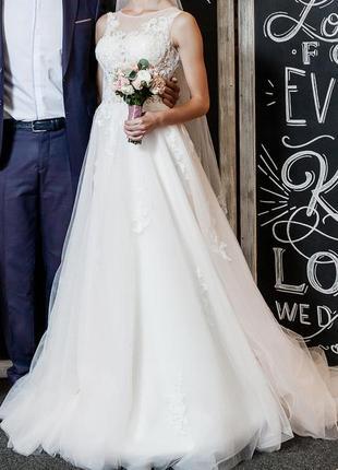 Продам идеальное свадебное платье4
