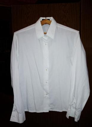 Белая рубашка trutex schoolwear