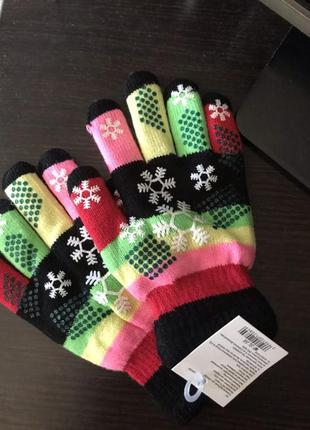 Перчатки, варежки зимние теплые