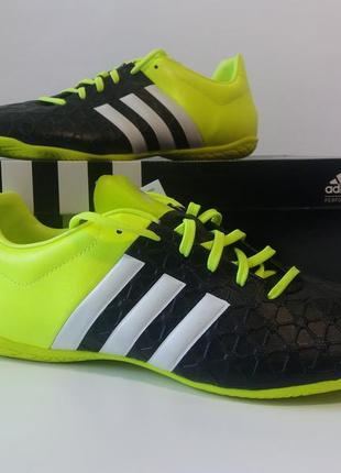 "Adidas ace 15.4 in ""футзалки"" (art.b27007) оригінал!"