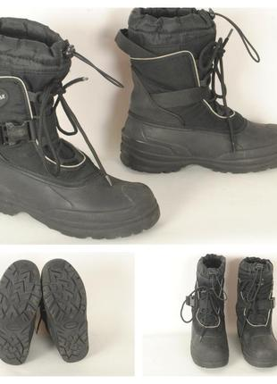 6/5 мужские резиновые утепленные сапоги air walk размер 40,5