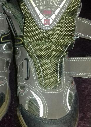 Термо черевички