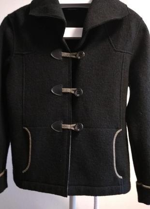 Стильный шерстяной костюм saint james annette gortz