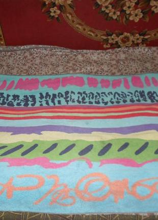 Махровое полотенце хб