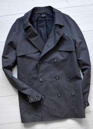 Armani exchange trench coat мужской тренч оригинал!