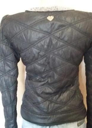 Красивая куртка paris hilton размер s-xs4