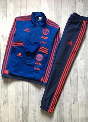Спортивные костюм adidas manchester united