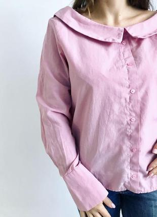 Хлопковая блуза primark