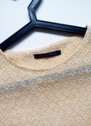 Блуза с орнаментом marks & spencer2