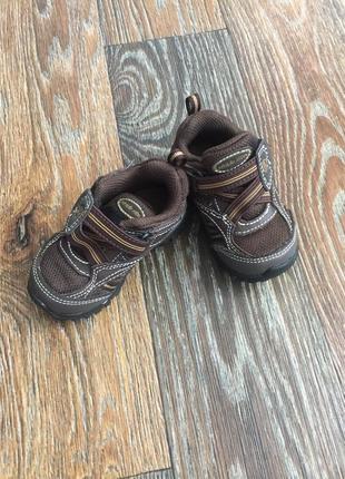 Демисезонные ботинки stride rite