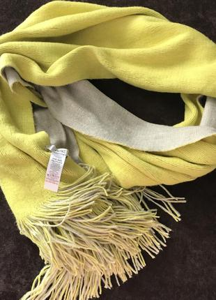 Двухсторонний тёплый шарф next