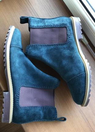 Женские ботинки clarks