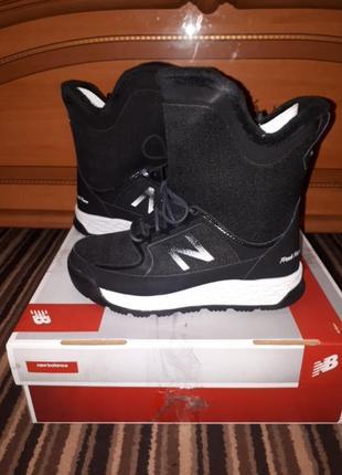 Зимние термо ботинки new balance
