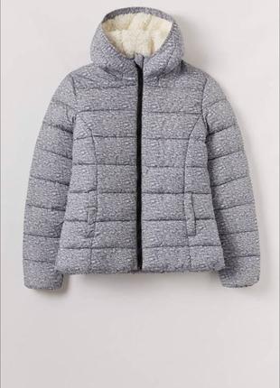 Зимняя тёплая куртка terranova