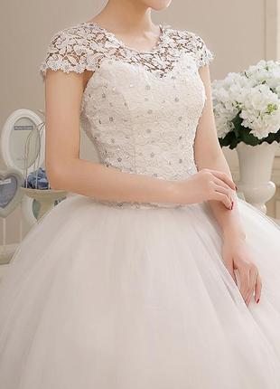 Весільне плаття нове.розпродаж 2900грн